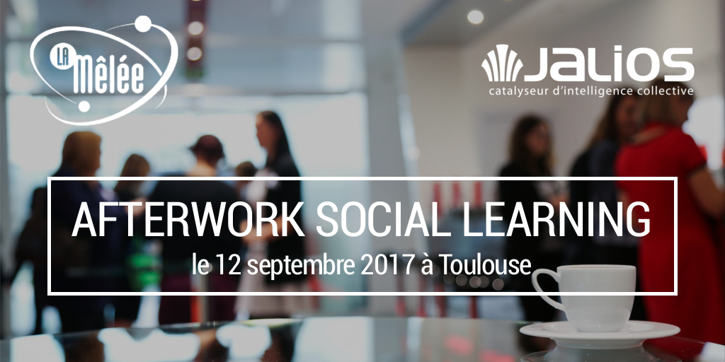 Afterwork dédié au Social Learning