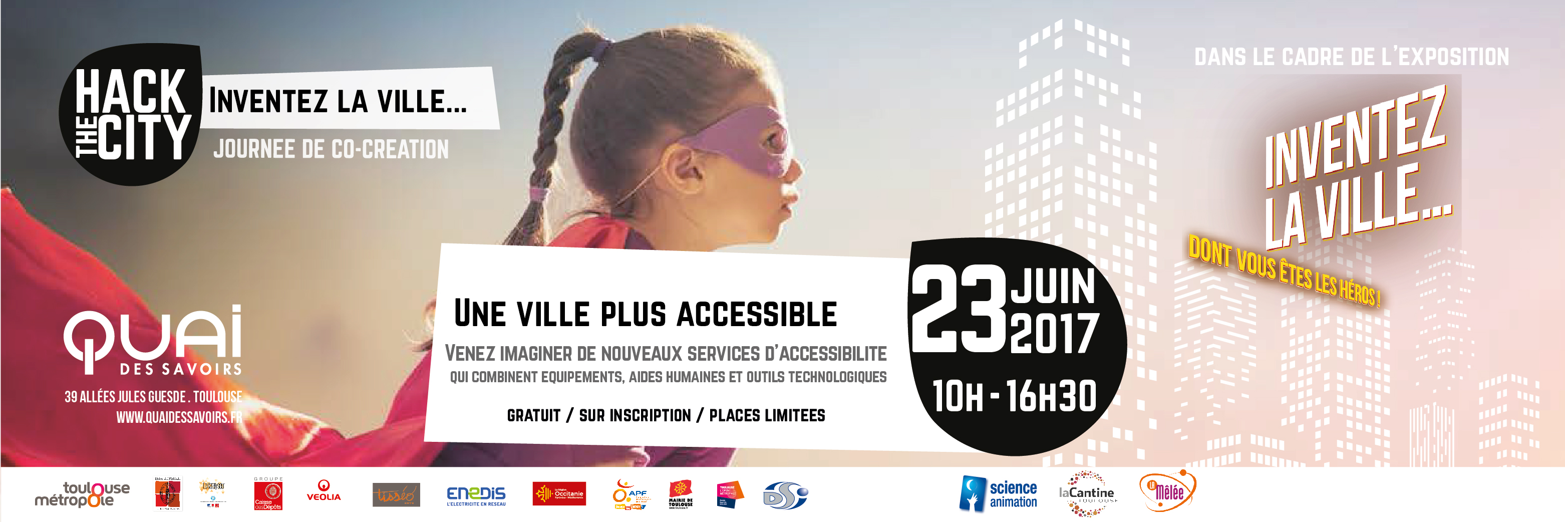 Une ville plus accessible