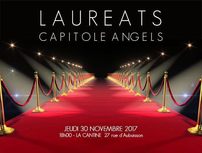 Lauréats Capitole Angels