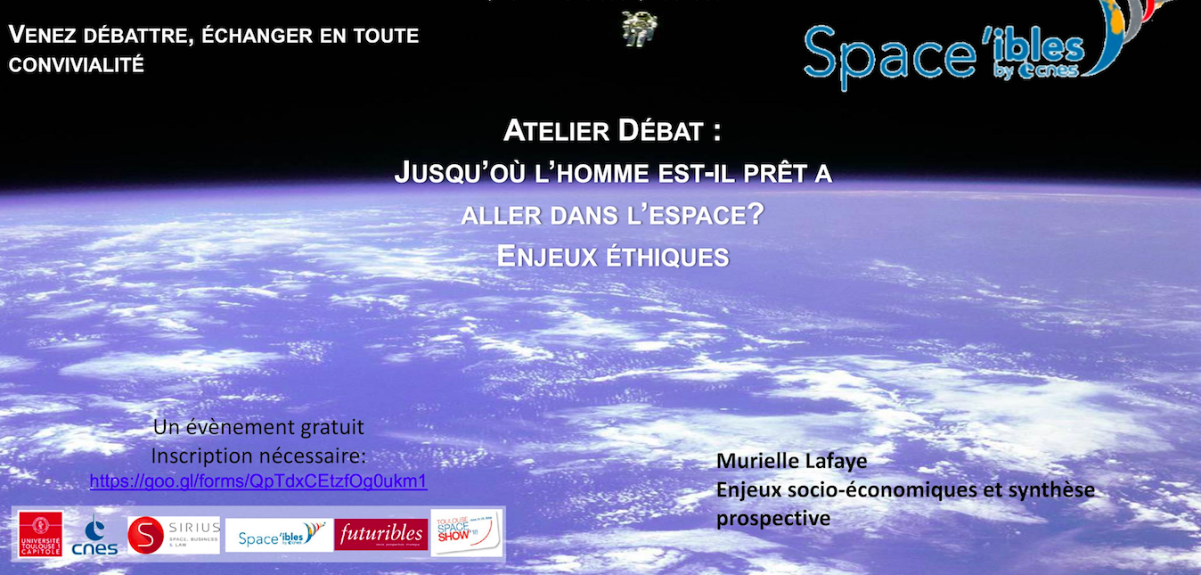 Toulouse Space Show : Débat