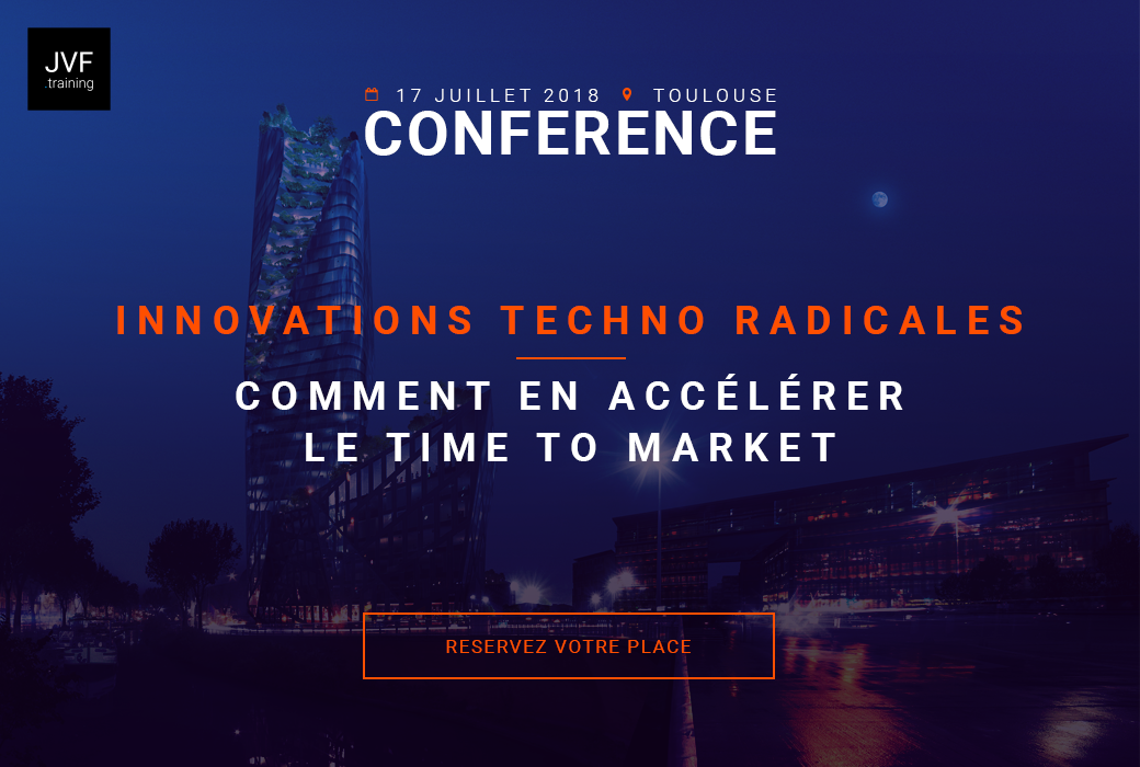 Innovations techno radicales : comment accélérer le time to market ?