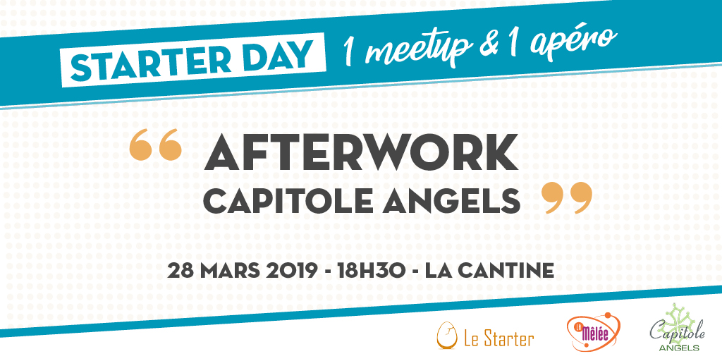 Afterwork Capitole Angels