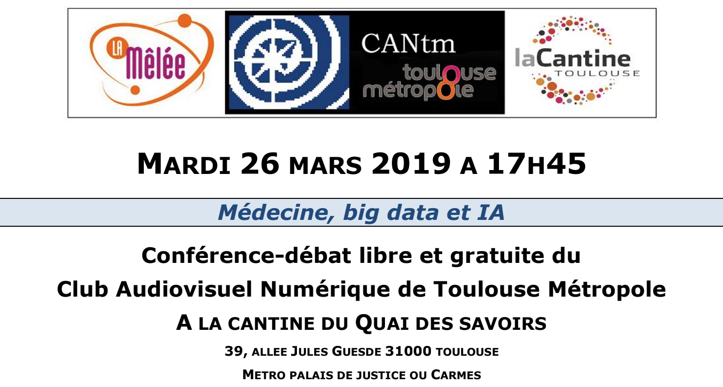 Médecine, big data et IA